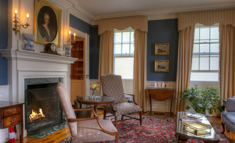 Mason House Living Room
