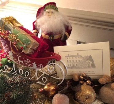 Gift Certificate - The Francis Malbone House