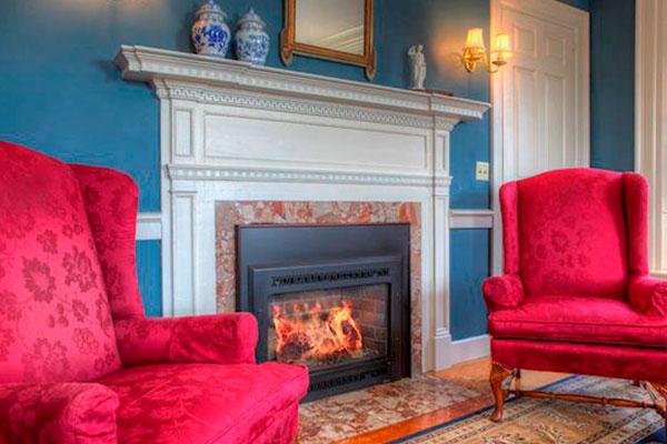 Harborside Room - 2 at The Francis Malbone House, Rhode Island