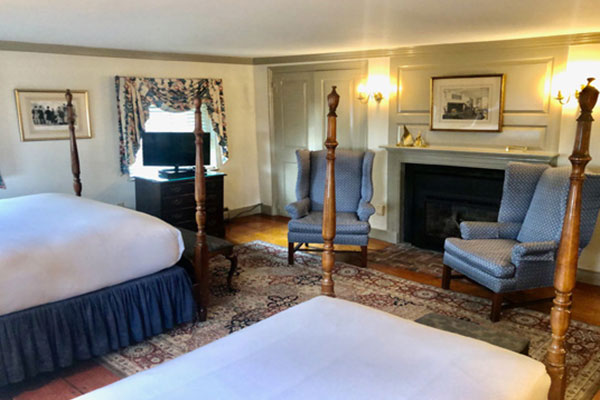 The Francis Malbone House, Rhode Island Harborside Room - 7