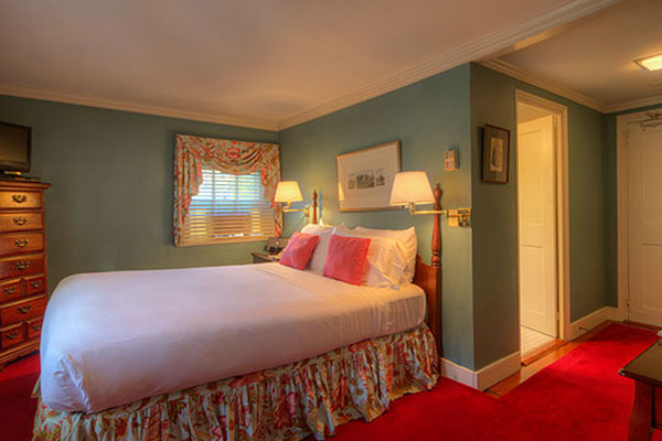 The Francis Malbone House, Rhode Island Gardenside Room - 8