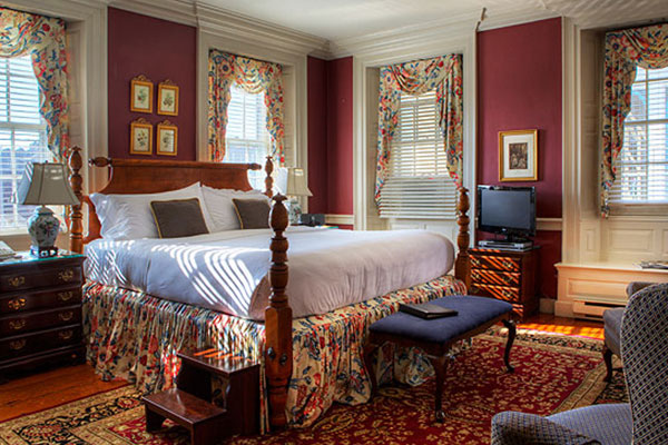 The Francis Malbone House, Rhode Island Harborside Room - 3