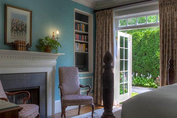 Courtyard Room - 2 at The Francis Malbone House, Rhode Island