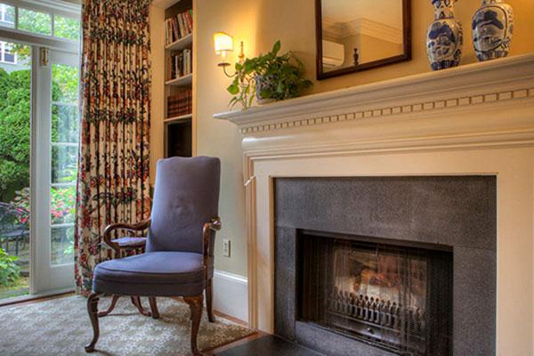 The Francis Malbone House, Rhode Island Courtyard Room - 3