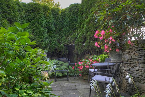 Courtyard Room - 4 at The Francis Malbone House, Rhode Island