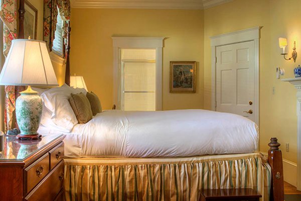Newport Room - 6 at The Francis Malbone House, Rhode Island