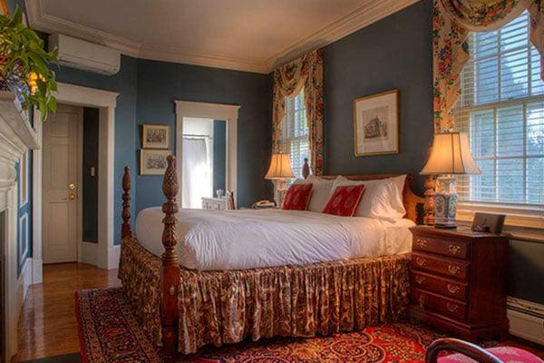 Newport Room - 8 at The Francis Malbone House, Rhode Island