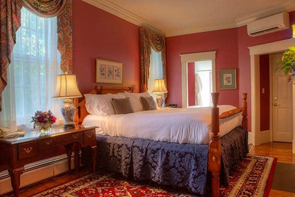 The Francis Malbone House, Rhode Island Newport Room - 9