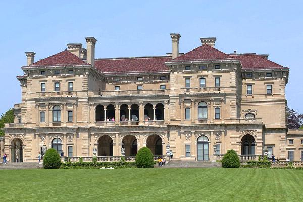 Preservation Society Mansions at Newport