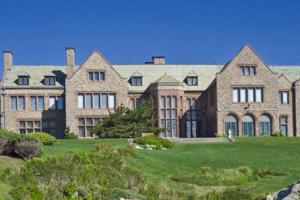 Rough Point Mansion at Rhode Island